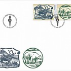 Old Greenlandic Banknotes II - FDC Set