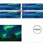 2018 Sepac Stamp – Amazing Views - FDC Block of 4