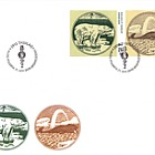 Old Greenlandic Banknotes III - FDC Set