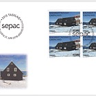 Sepac 2019 - Old Residential Buildings - FDC Block of 4