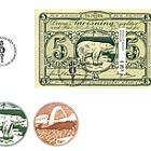 Billetes Viejos de Banco Groenlandeses III