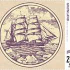 老格陵兰纸币四