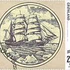 Old Greenlandic Banknotes IV - Set CTO