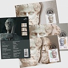2400 Years since the birth of Aristoteles (Set of 3)