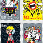 Children and Stamps  - Stop Bullying