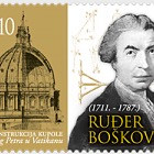 Ruder Boskovic - 300th  Birth Anniversary