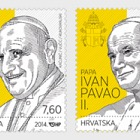 Canonisation of Two Popes