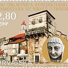950th Ann. Benedictine Monastery St.Nicolas in Trogir