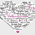 Le jour de la Saint-Valentin