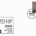 Die 1000. Briefmarke