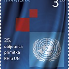 25 Years of Croatia's Membership in the UN