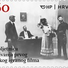 100th Ann of the Premiere of the First Croatian Motion Picture