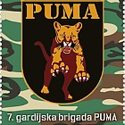 Croatian War of Independence - Puma the 7th Guards Brigade