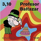 50th Anniversary of the Creation of the Professor Balthazar Animated Series (C)
