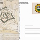 Postcard - 100th Ann of the Philatelic Society Karlovac