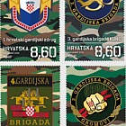 Croatian War of Indepence - Guards Brigades (C)