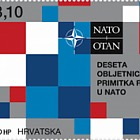 10th Anniversary of the Accession of the Republic of Croatia to NATO (C)