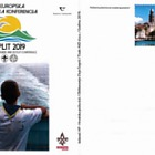 Postcard - 16th Guide and Scout Conference in Split 2019