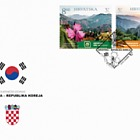 Joint Issue Republic of Croatia - Republic of Korea - National Parks