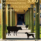 100th Ann of the Faculty of Veterinary Medicine at the University of Zagreb (C)