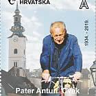 Padre Antun Cvek - Il Buon Spirito di Zagabria
