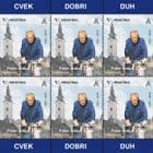 Père Antun Cvek - Le Bon Esprit de Zagreb