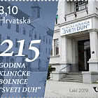 215 Years of Sveti Duh Clinical Hospital in Zagreb