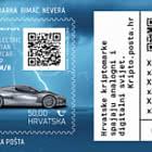 Crypto Stamp - Rimac Nevera