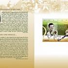 Florian Albert - Commemorative Card