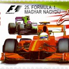 The 25th Formula 1 Hungarian Grand Prix