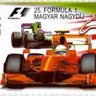 Il 25 ° Gran Premio di Ungheria di Formula 1