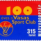 Vasas Sport Club is 100 years old