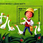 For youth 2015 - Mihály Fazekas: Mattie the Goose-boy