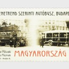 The first Scheduled bus service (Budapest, 1915)