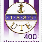 The sports club Újpest TE is 130 years old