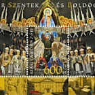 Hungarian Saints and Blesseds III - Saint Astrik