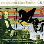 Famous Hungarians- Bicentenary of the Birth of Franz Liszt