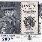 Jan Jessenius was Born 450 Years Ago