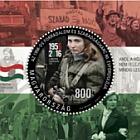 60 ° anniversario della rivoluzione ungherese e la lotta per la libertà del 1956