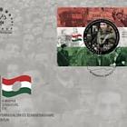 60e anniversaire de la révolution hongroise de 1956 et de lutte pour la liberté