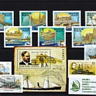 Thematic Stamp Sets - Ships I
