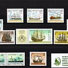 Thematic Stamp Sets - Ships II