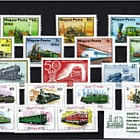 Thematic Stamp Sets- Railway II