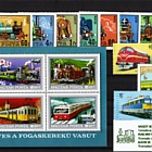 Thematic Stamp Sets- Railway III