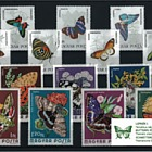 Thematic Stamp Sets- Butterflys I
