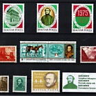 Thematic Stamp Sets- SZÉCHENYI