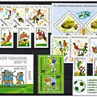 Thematic Stamp Sets- Football I