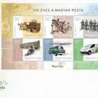 150 Anniversaire de Magyar Posta