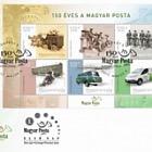 Magyar Posta is 150 Years Old