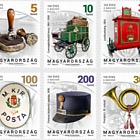 Postal History 2017- Definitive Stamp Series